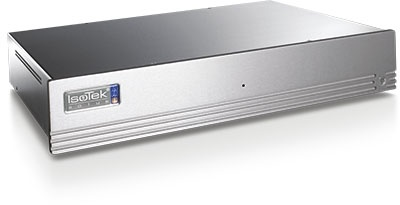 IsoTek EV03 Solus + Initium C15 Barevné provedení: stříbrné