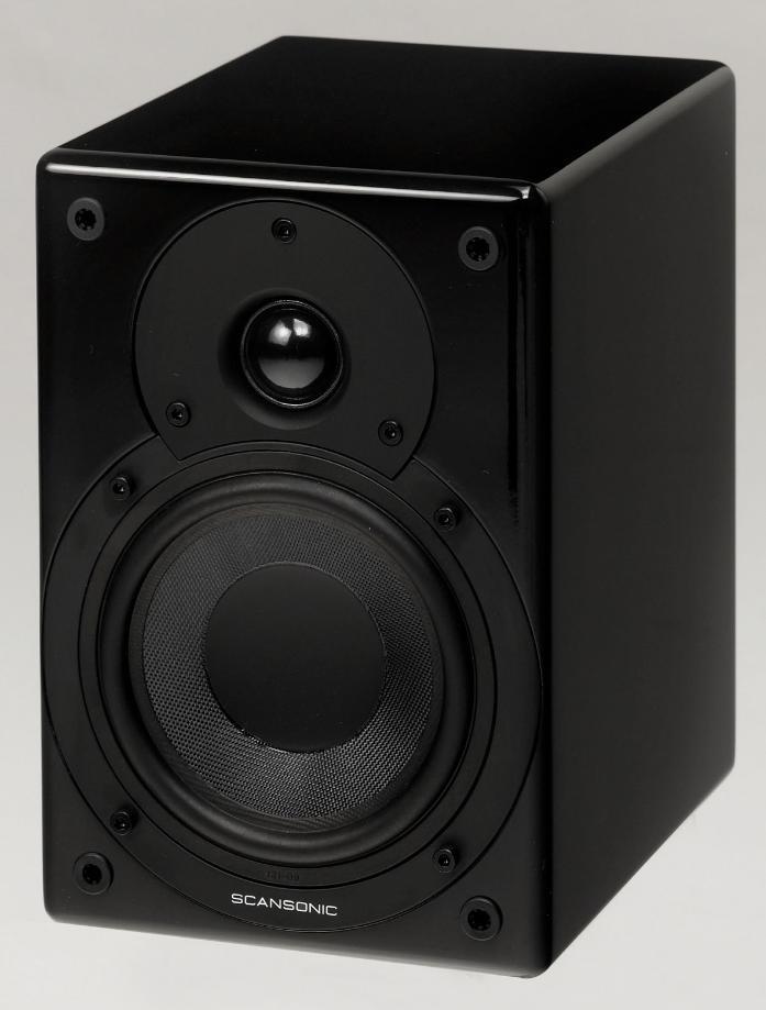 Scansonic S5 Black