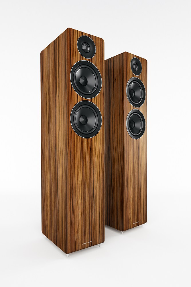 Acoustic Energy AE109 Barevné provedení: walnut - ořech