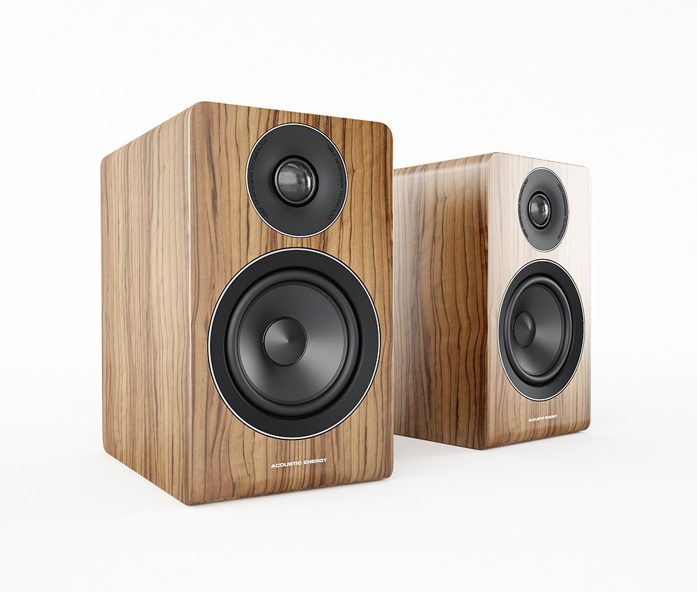 Acoustic Energy AE100 Barevné provedení: walnut - ořech