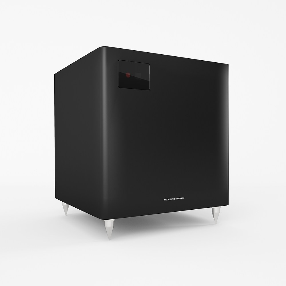 Acoustic Energy 108 Sub Barevné provedení: black
