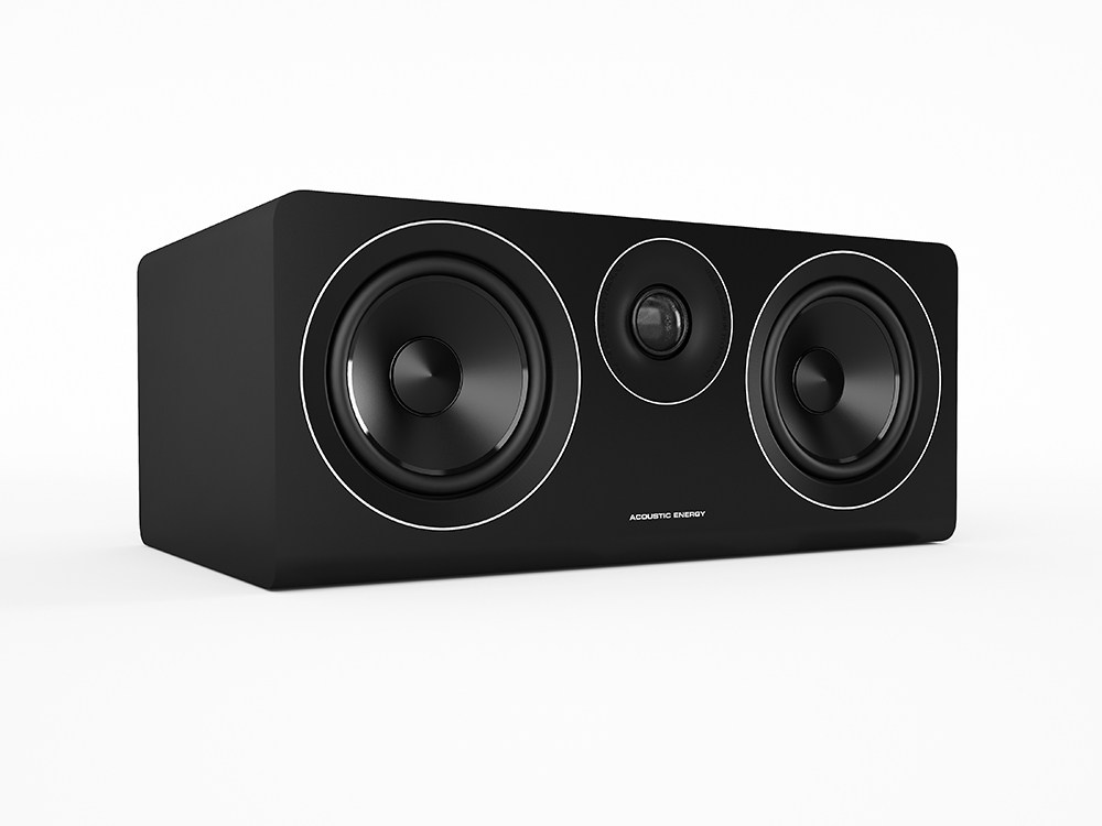 Acoustic Energy AE107 Barevné provedení: black