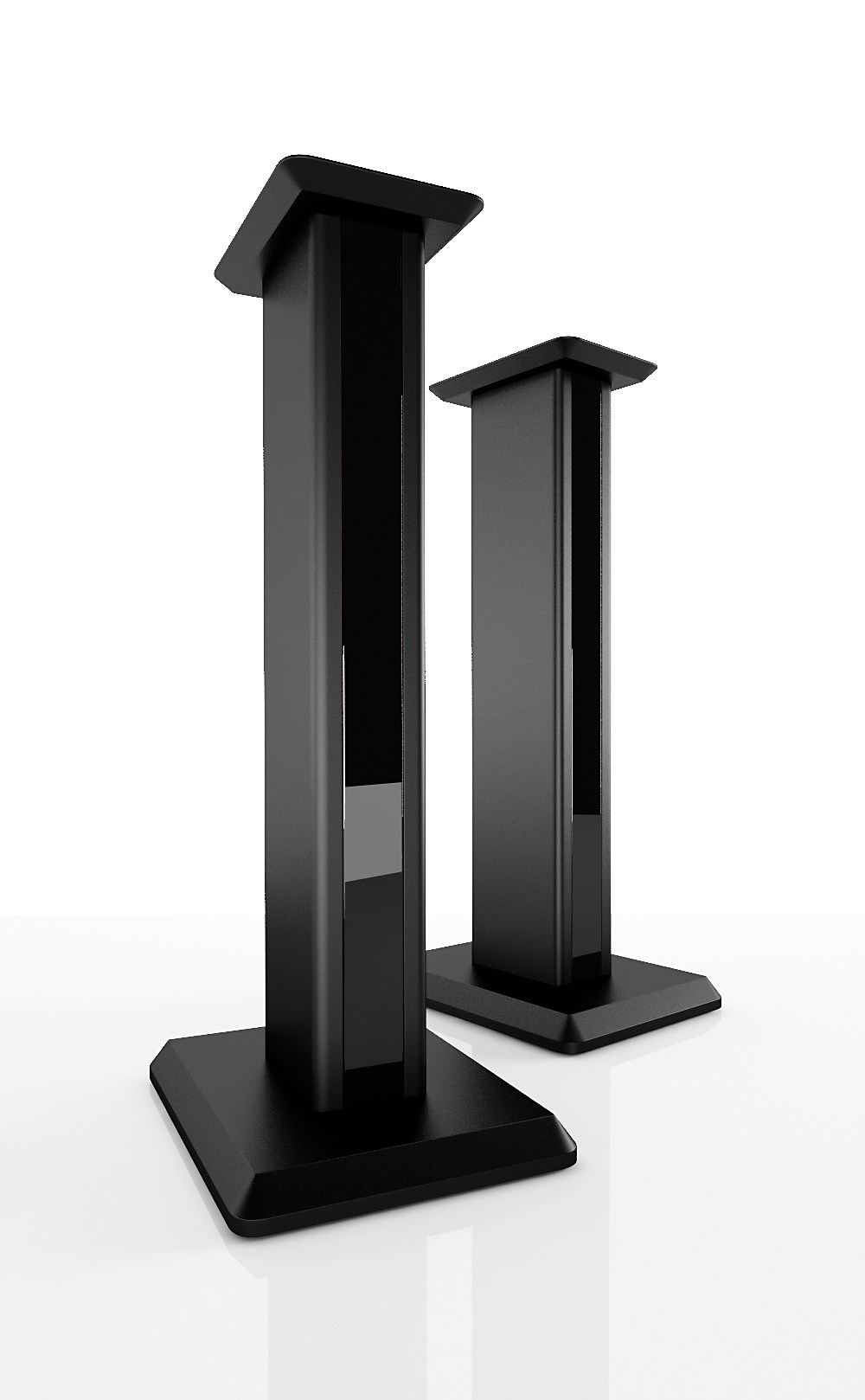 Acoustic Energy Reference Stands Barevné provedení: černý klavírní lak