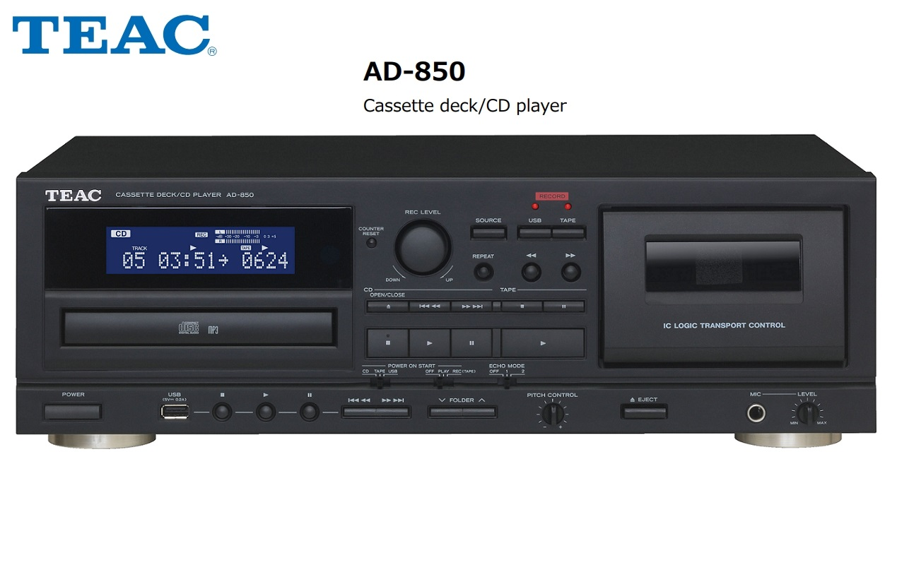 TEAC AD-850