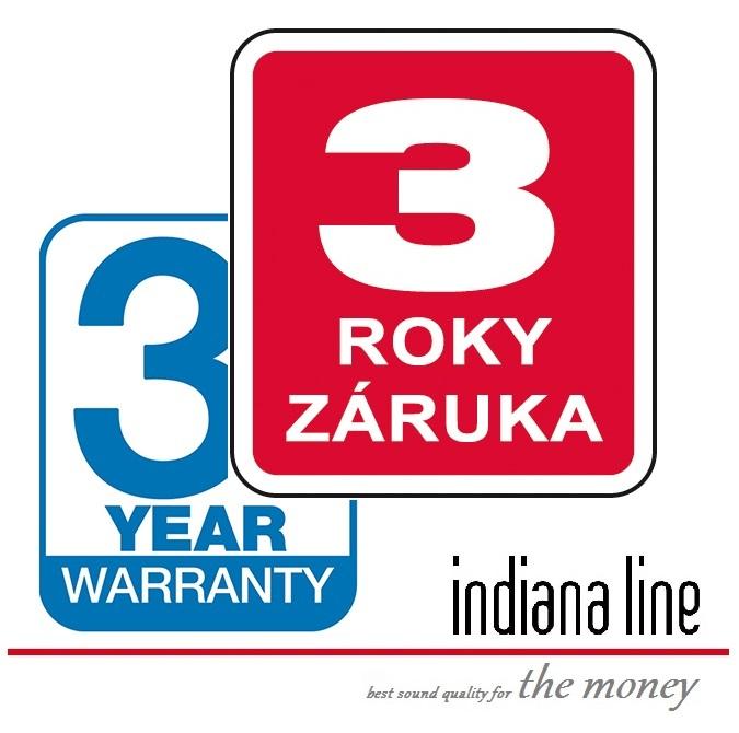 Indiana Line Nota 740 X Barevné provedení: walnut - ořech