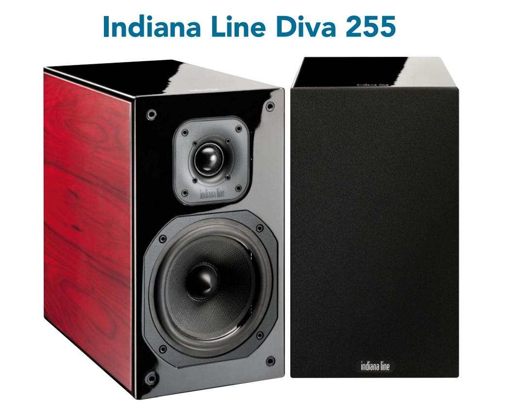 Indiana Line DIVA 255 Rosewood Limited