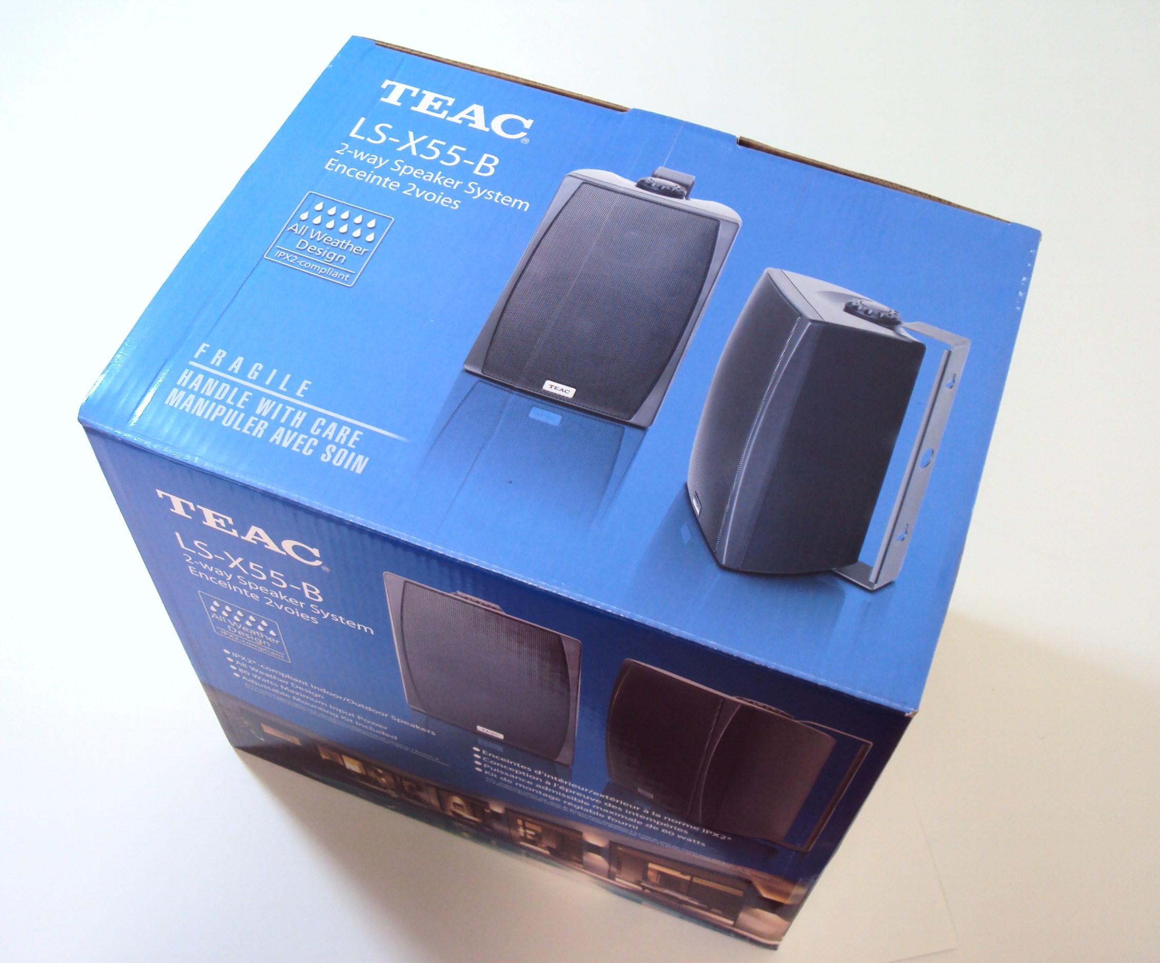 TEAC LS-X55