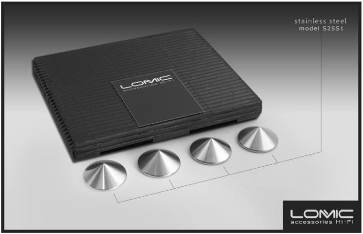 Lomic - S25S1 Silver
