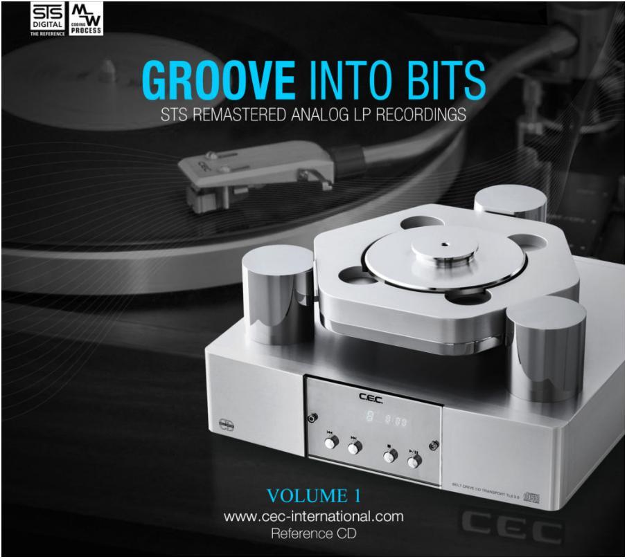 STS Digital - GROOVE INTO BITS Vol. 1