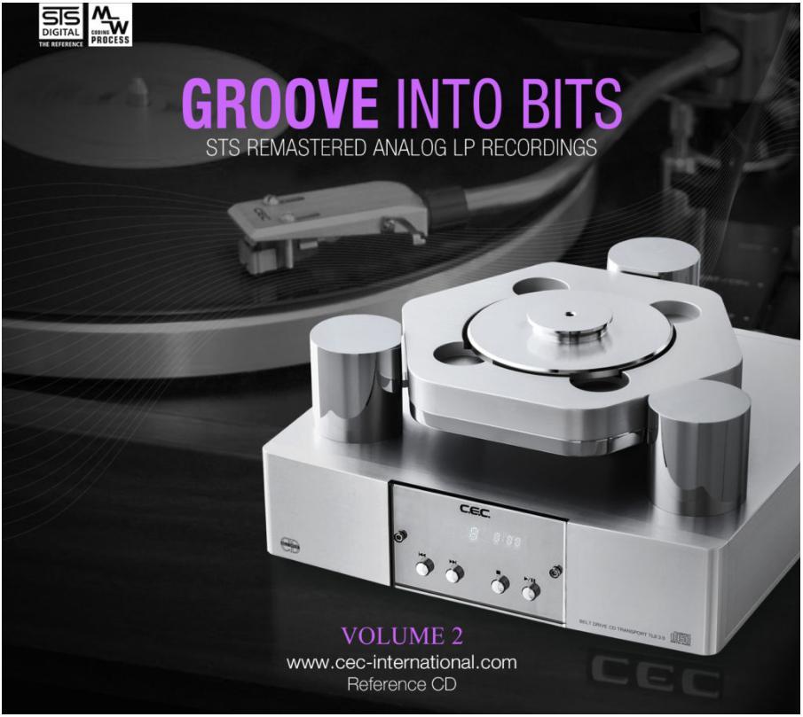 STS Digital - GROOVE INTO BITS Vol. 2