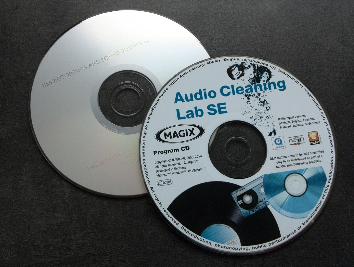Dantax Vinyl 5 C USB V2