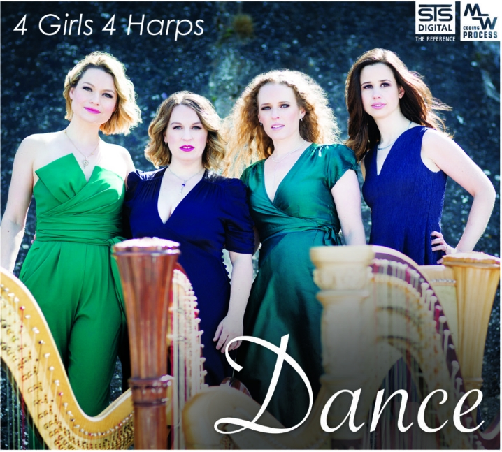 STS Digital - DANCE 4 GIRLS 4 HARPS