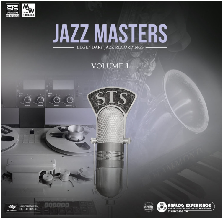 STS Digital - JAZZ MASTERS Vol. 1