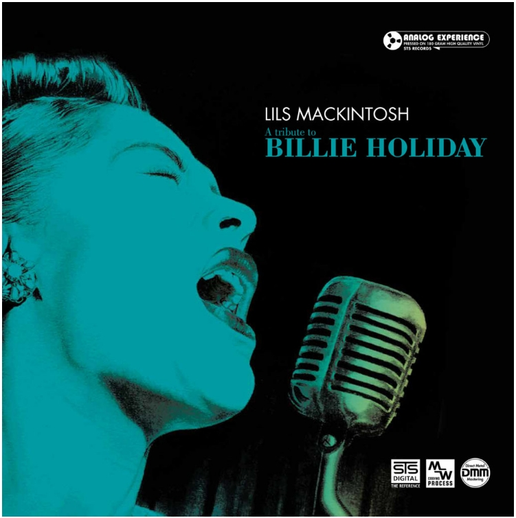 STS Digital - LILS MACKINTOSH – A TRIBUTE TO BILLIE HOLIDAY