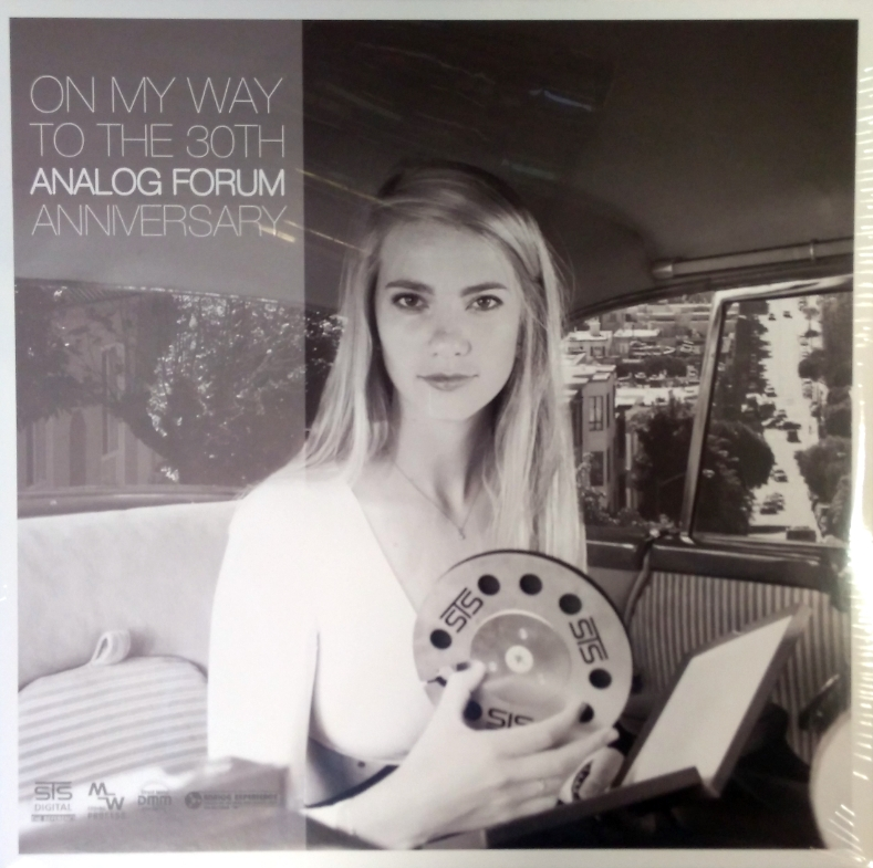 STS Digital - GREETJE KAUFFELD AND BAND  –  ON MY WAY TO THE 30TH ANALOG FORUM ANNIVERSARY
