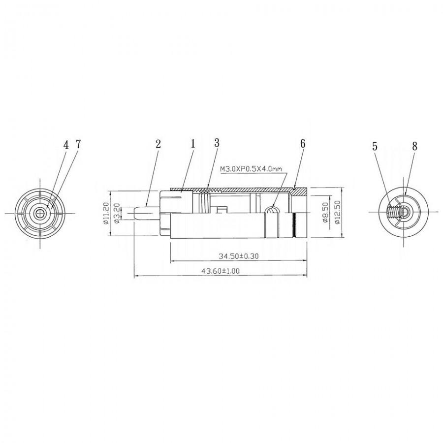 ELECAUDIO TE-RC90S