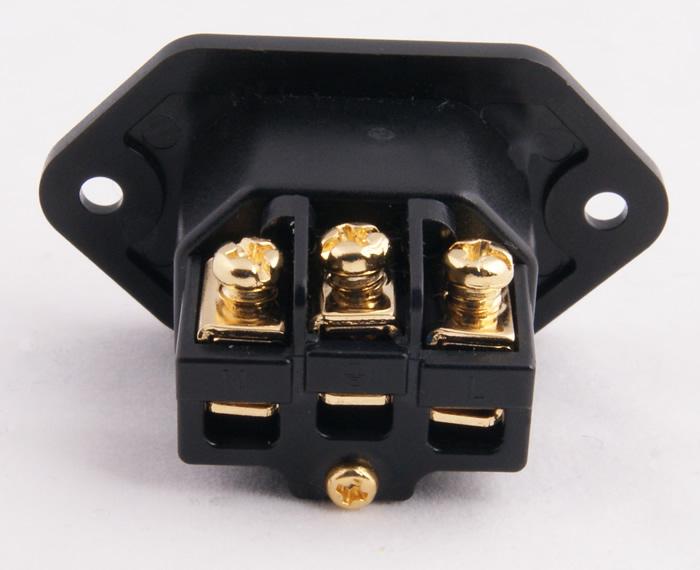 ELECAUDIO ES-3G IEC Socket