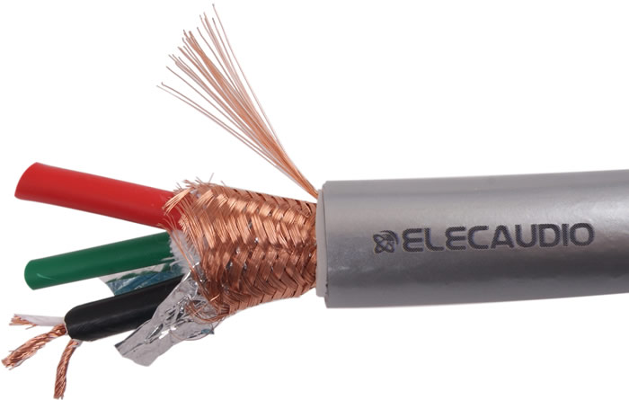 ELECAUDIO CS-361B OCC Power Cable