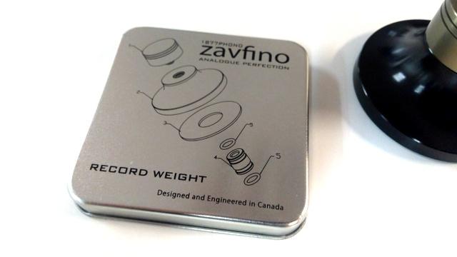 1877PHONO Zavfino - Record Weight