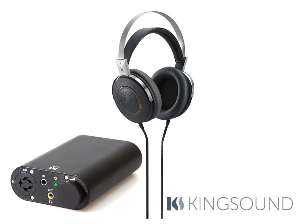Kingsound KS-H2 + M-03 Barevné provedení: černé