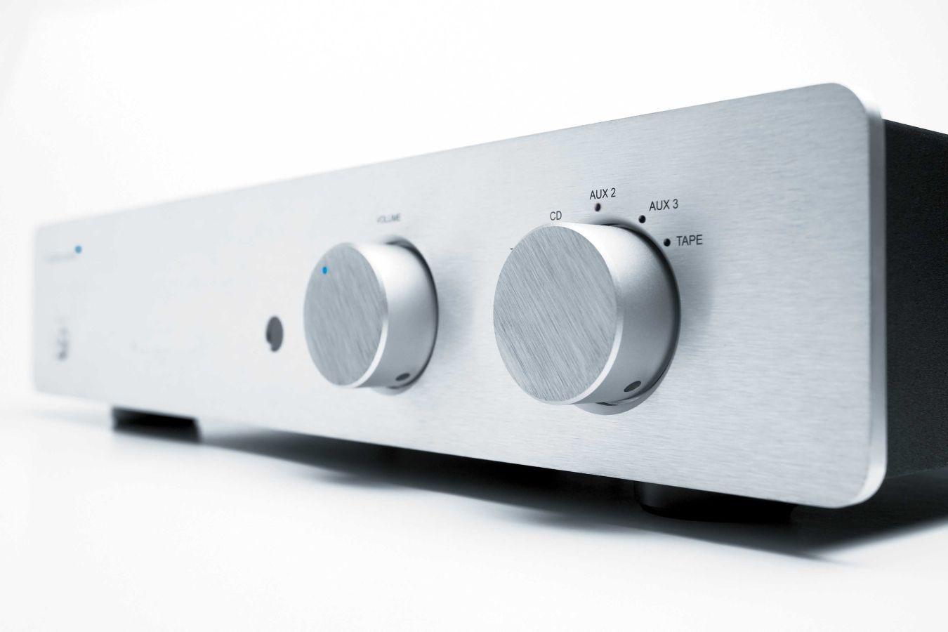 Exposure 2010S2 D Integrated Amplifier Barevné provedení: stříbrné