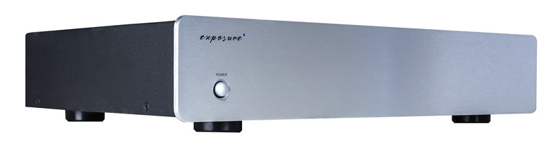 Exposure 2010S2 Power Amplifier