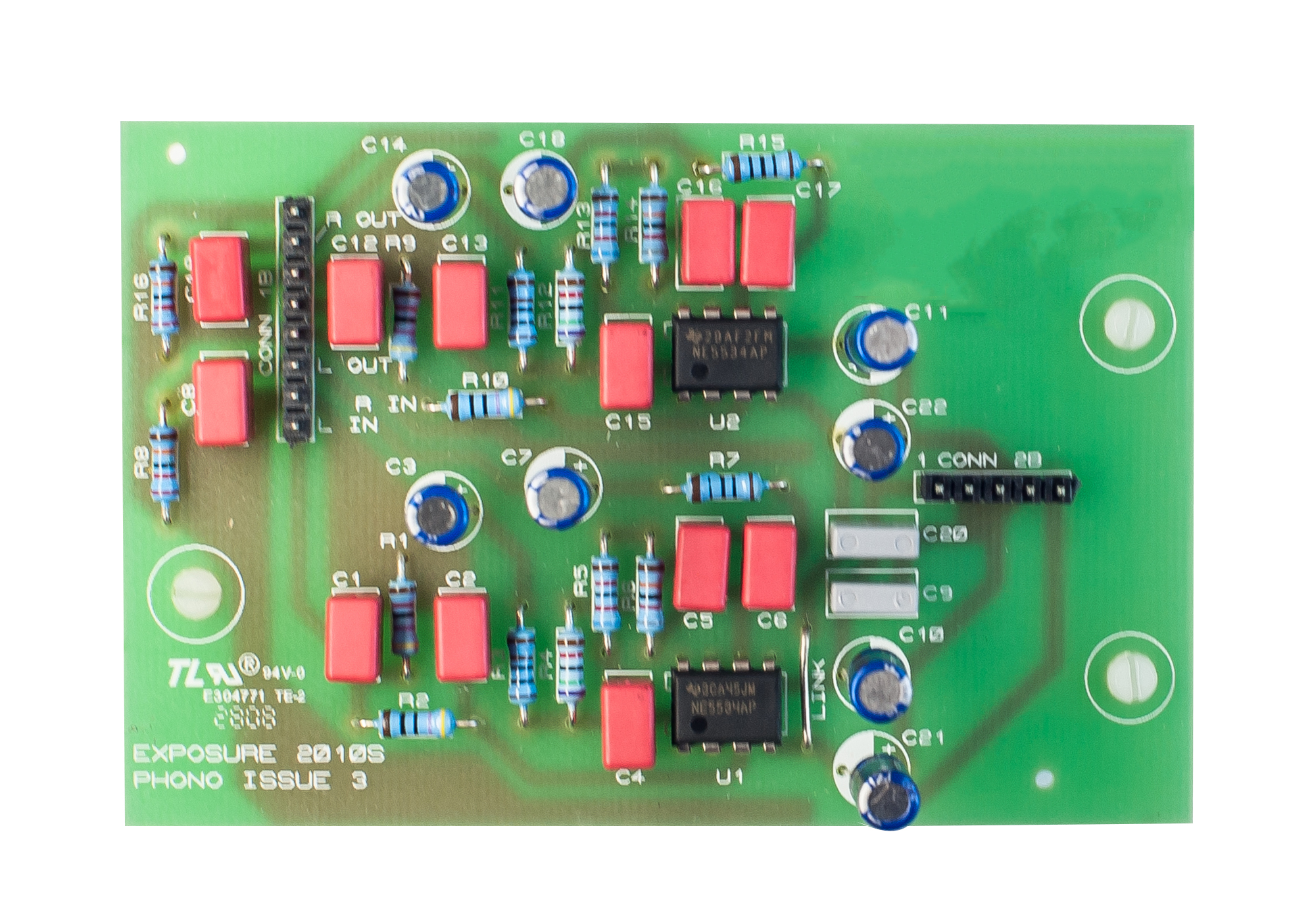 Exposure 2010S2D MM Board