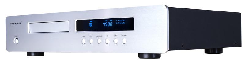 Exposure 3010S2 CD Player Barevné provedení: stříbrné