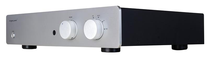 Exposure 3010S2D Pre Amplifier Barevné provedení: stříbrné