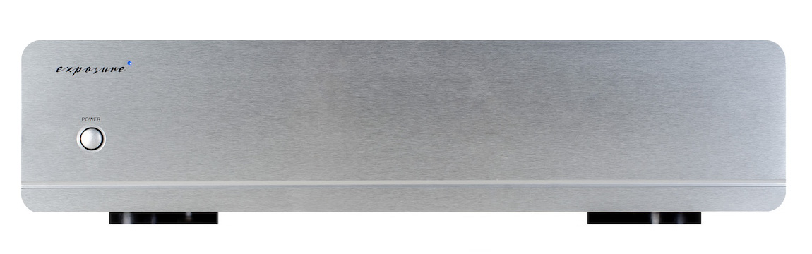 Exposure 3010S2 Stereo Power Amplifier Barevné provedení: černé