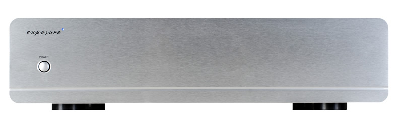 Exposure 3010S2 Mono Power Amplifier Barevné provedení: černé