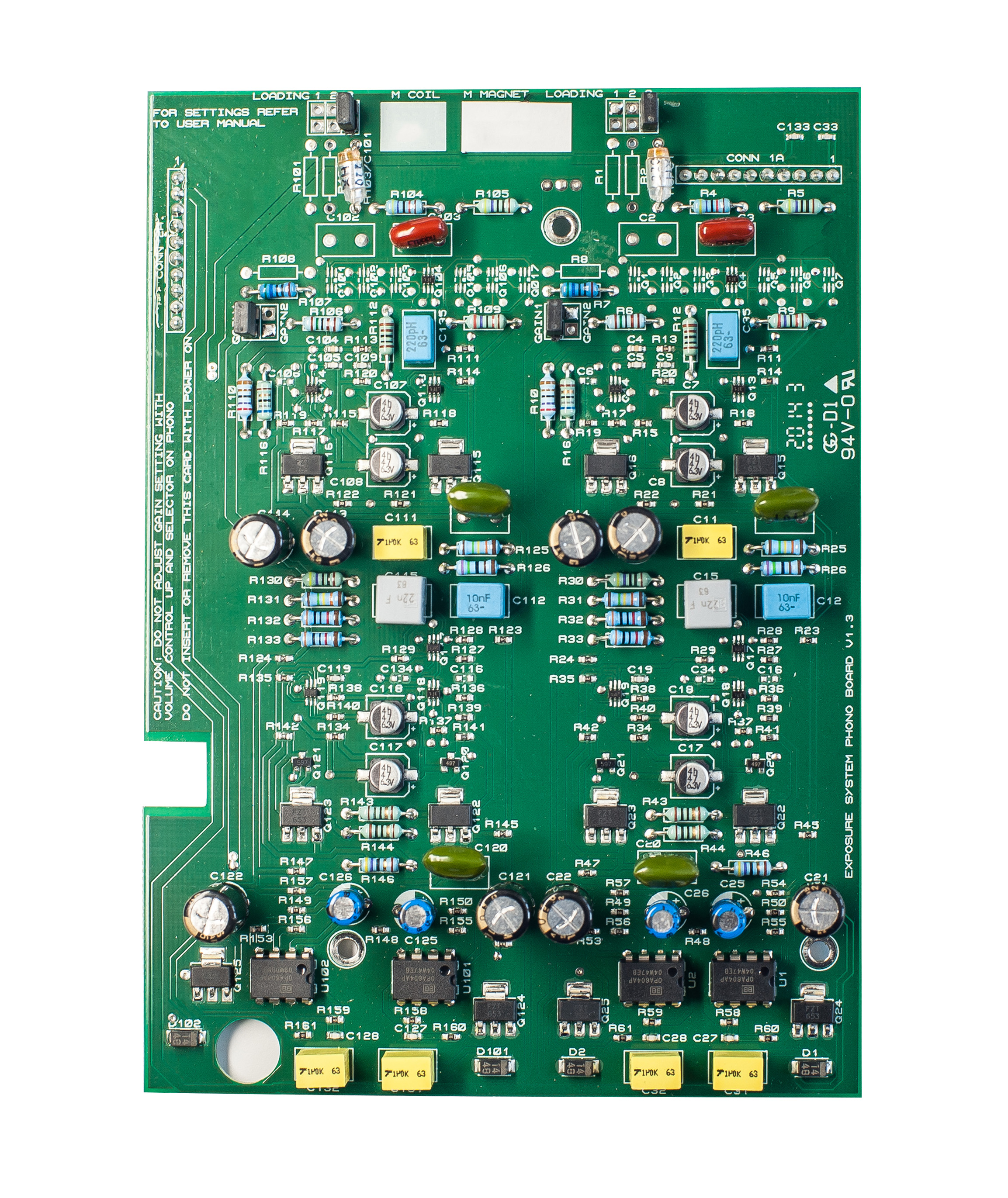 Exposure 3010S2D MM Board