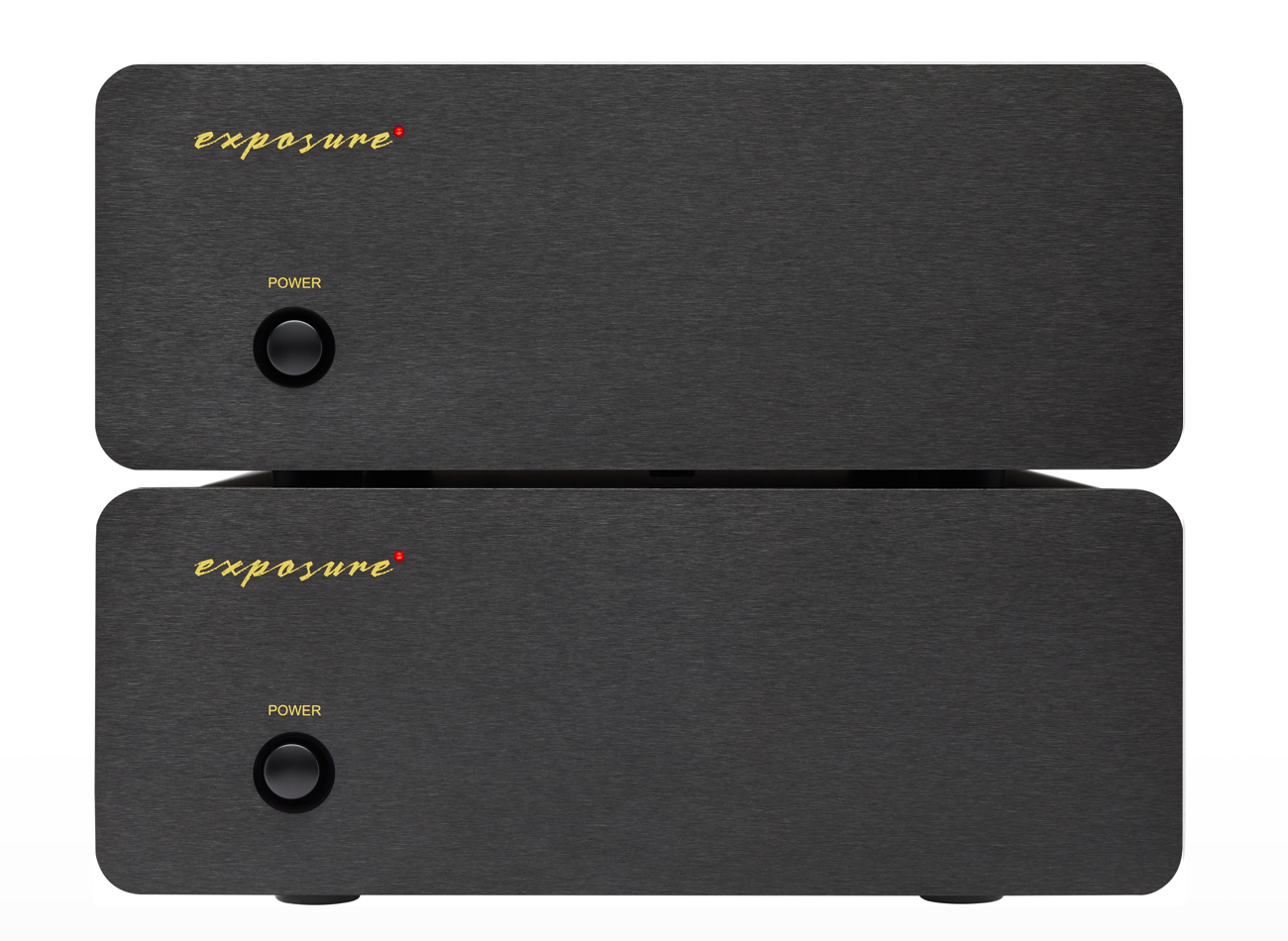 Exposure XM9 Mono Power Amplifier Barevné provedení: černé
