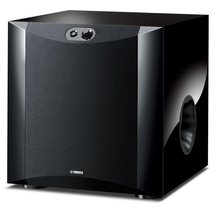 Yamaha NS-SW300 Barevné provedení: černý klavírní lak