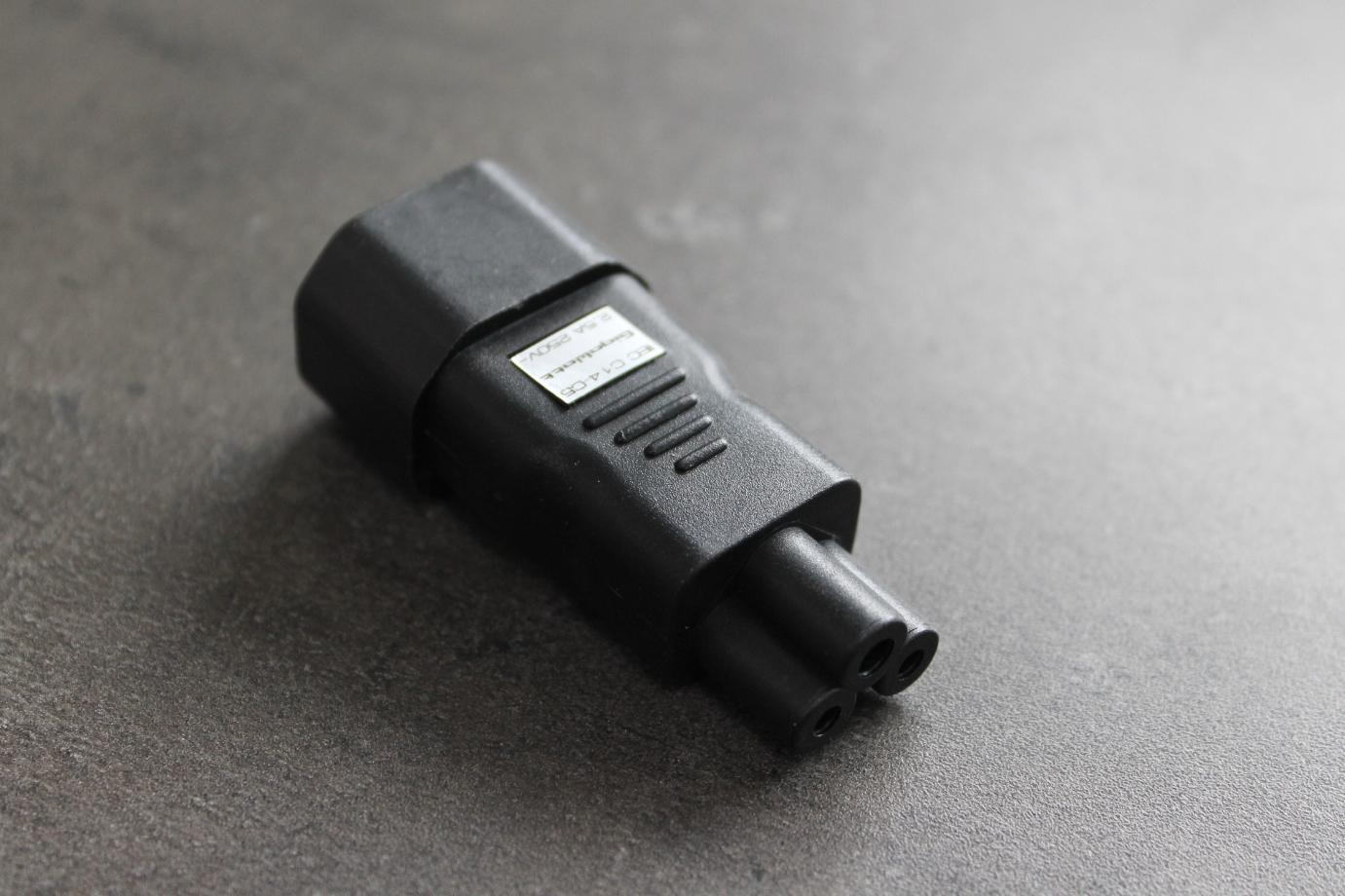 Gigawatt IEC320-C5