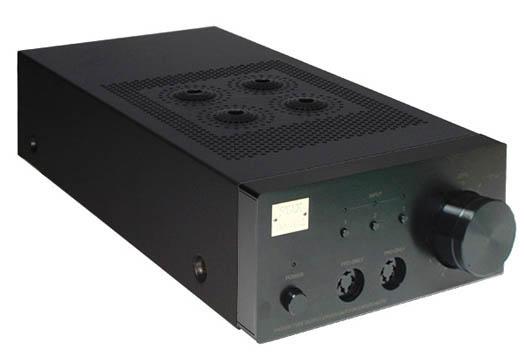 STAX SRM-007tII Barevné provedení: černé