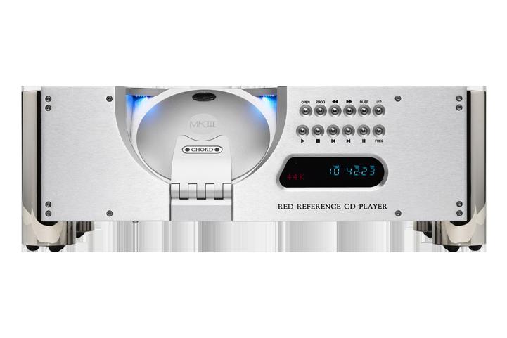 Chord Electronics RED MKIII Barevné provedení: černé