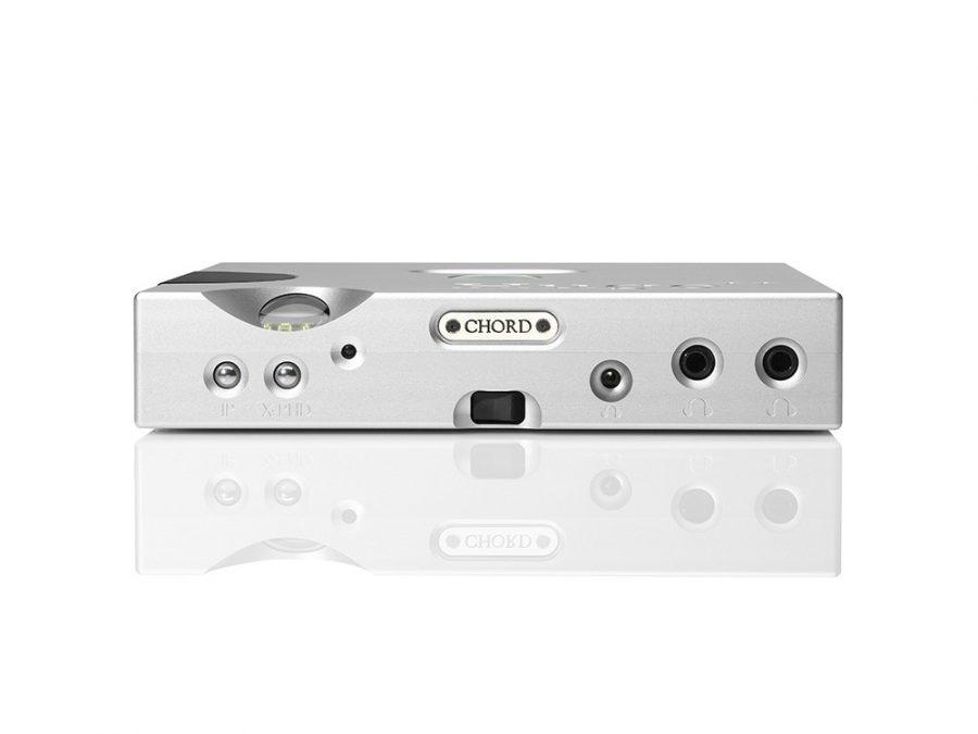 Chord Electronics HUGO TT Barevné provedení: stříbrné