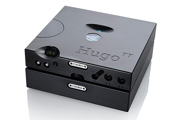 Chord Electronics HUGO TT Barevné provedení: černé