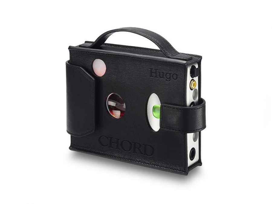 Chord Electronics Hugo 2 Barevné provedení: stříbrné