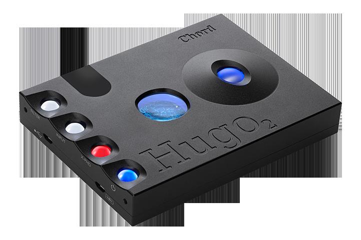 Chord Electronics Hugo 2 Barevné provedení: černé