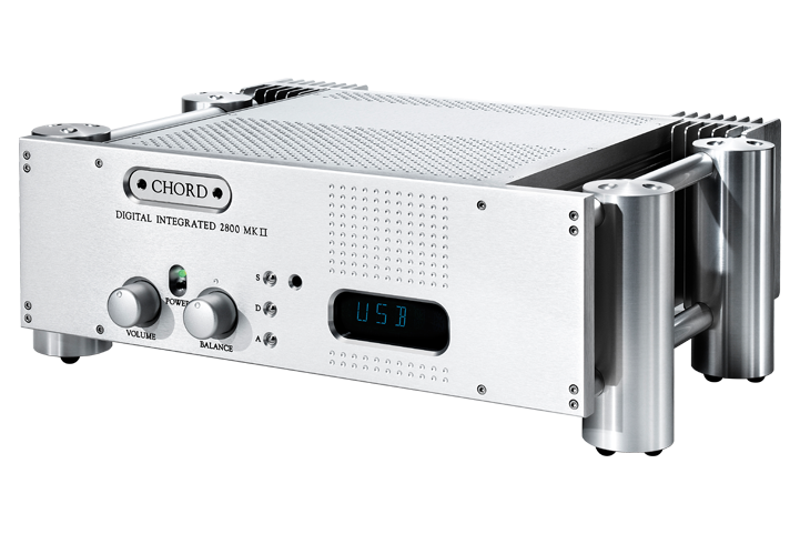 Chord Electronics CPM2800 Barevné provedení: stříbrné