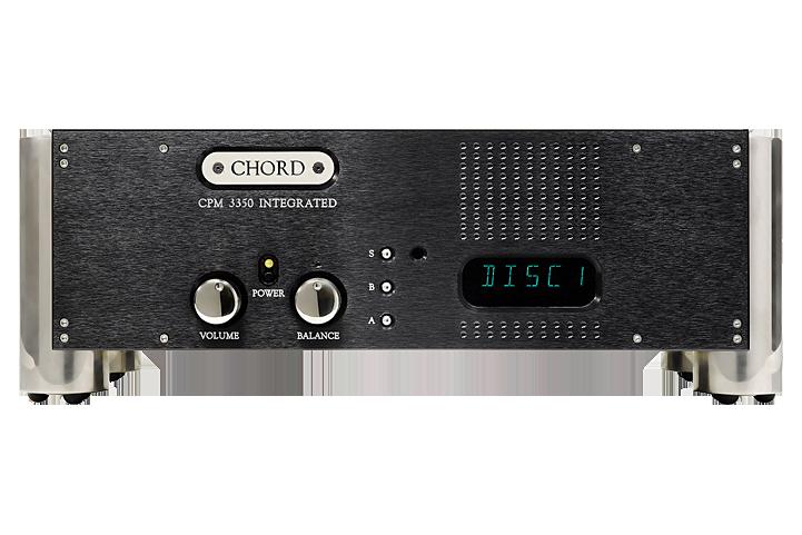 Chord Electronics CPM3350 Barevné provedení: stříbrné