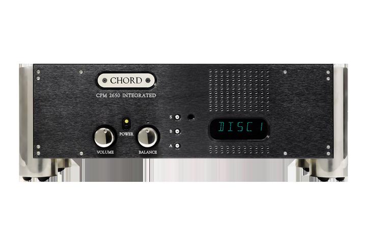 Chord Electronics CPM 2650 Barevné provedení: černé