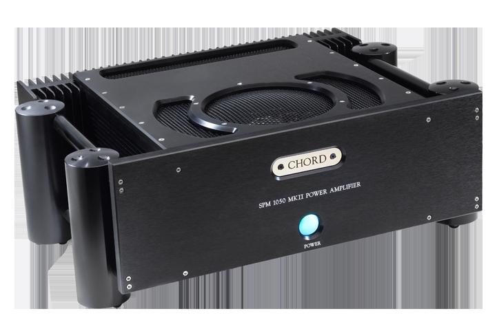 Chord Electronics SPM 1050 MkII Barevné provedení: černé
