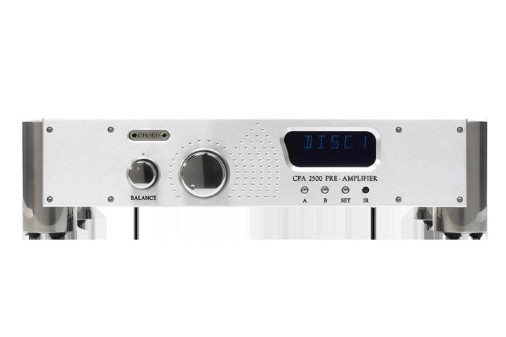 Chord Electronics CPA 2500 Barevné provedení: černé