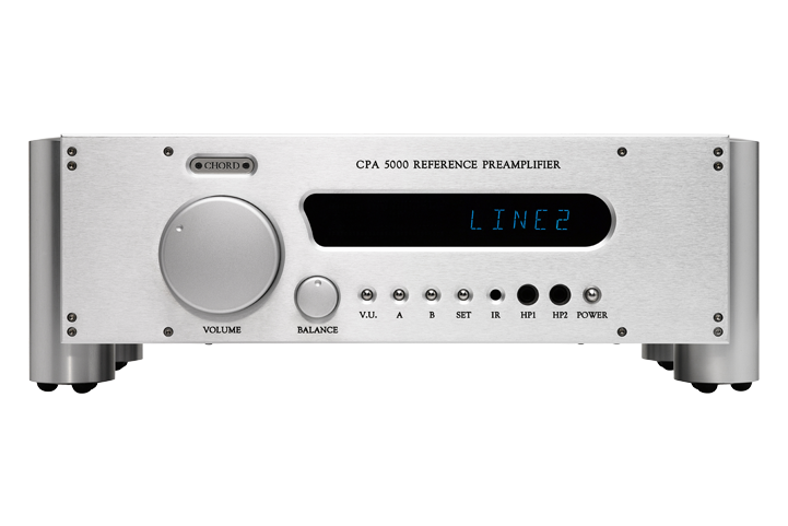 Chord Electronics CPA 5000 Barevné provedení: černé