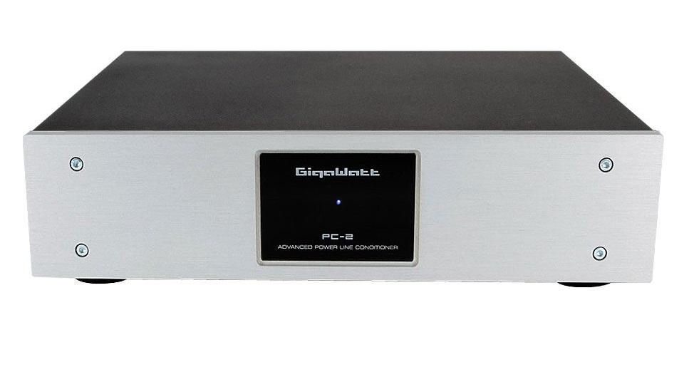 Gigawatt PC-2EVOplus + LC-1 EVO  Barevné provedení: stříbrné