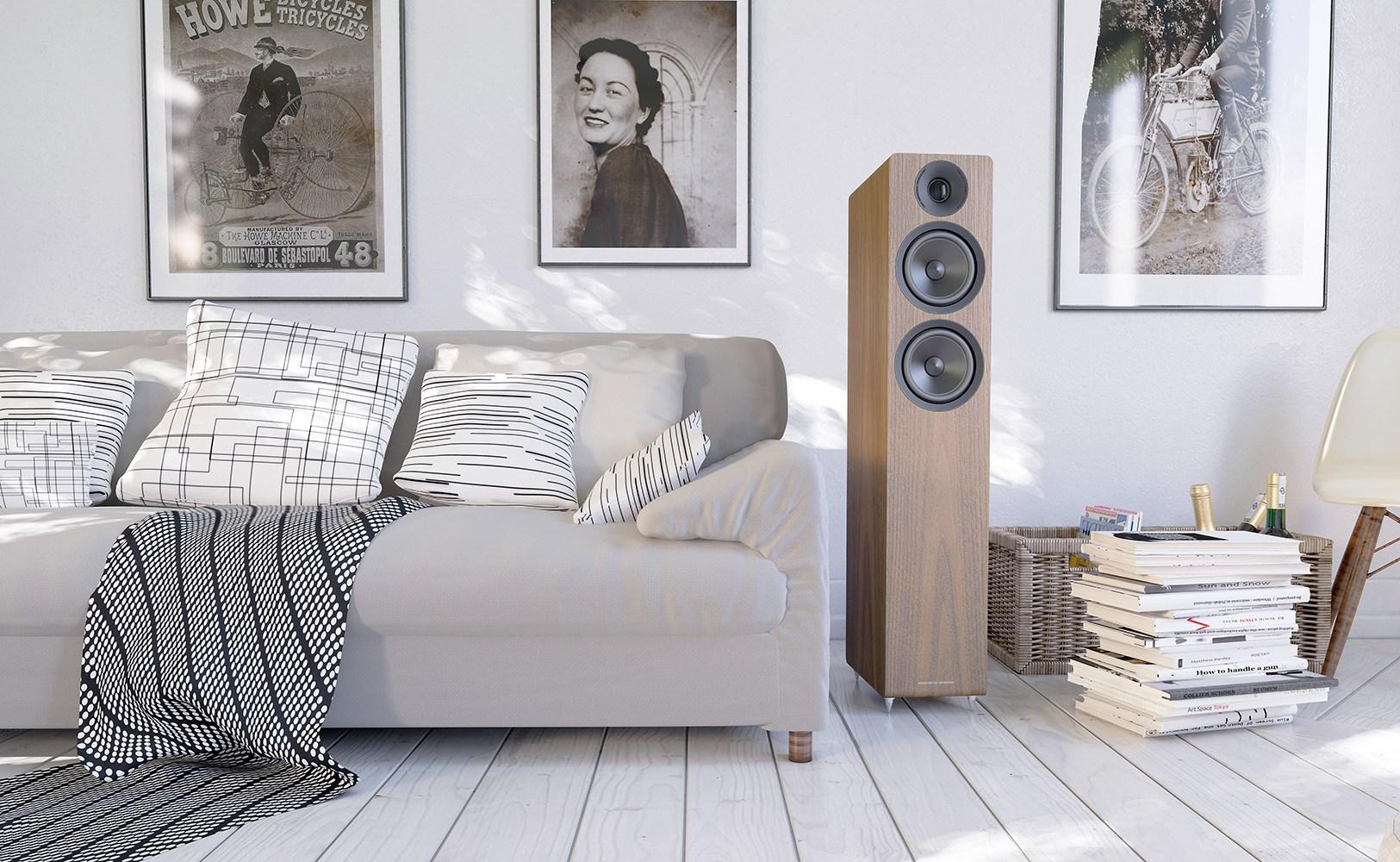 Acoustic Energy AE 309 Barevné provedení: bílý klavírní lak