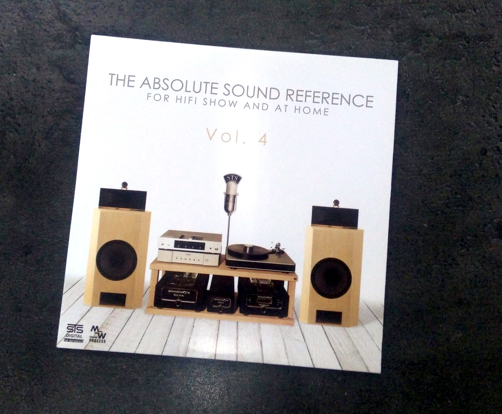 STS Digital - THE ABSOLUTE SOUND REFERENCE Vol.4
